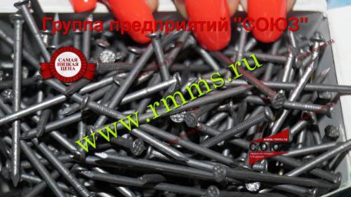 гвозди строительные производитель 3,0х80