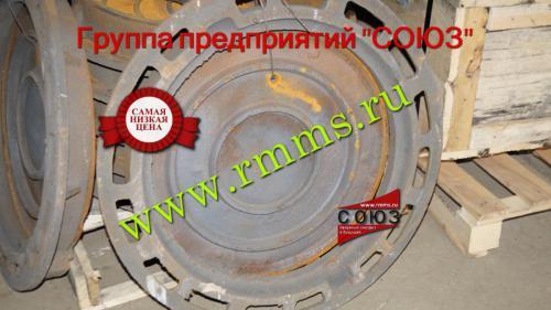 люк чугунный лёгкий в Москве